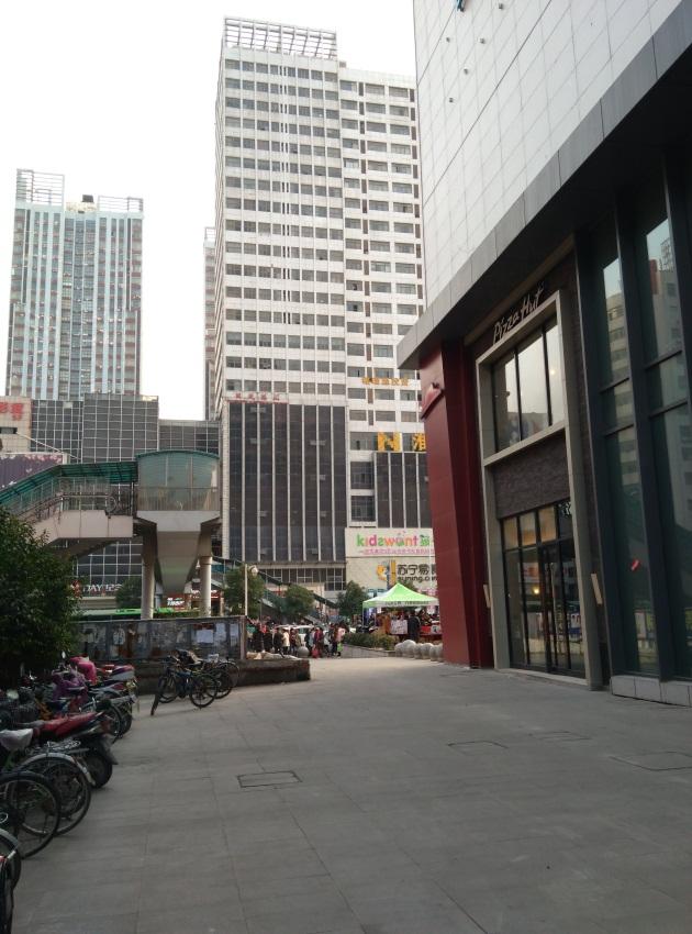 田家庵区朝阳街道东方国际广场_2