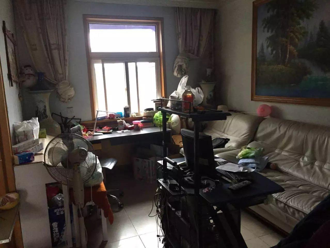 前锋电力村两室一厅简装,家具家电齐全,_5