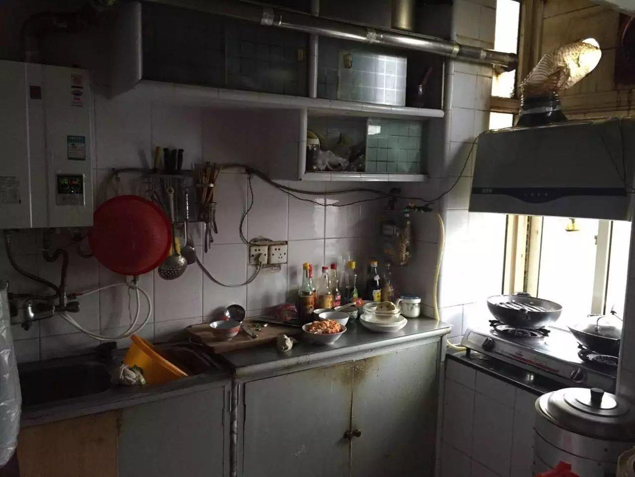 前锋电力村两室一厅简装,家具家电齐全,_1