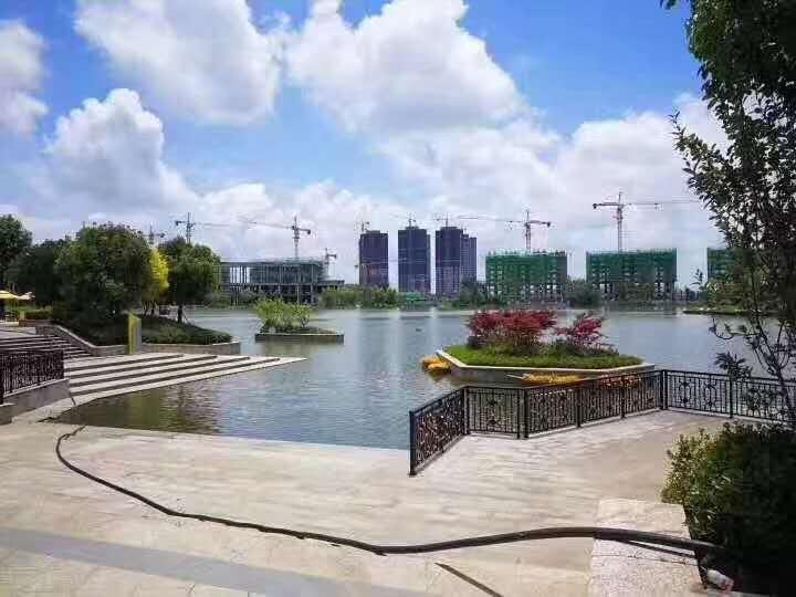 山南新区滟南社区万茂城