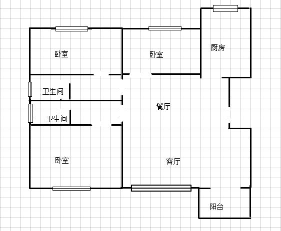 淮河新城 退台洋房 140平方 90万