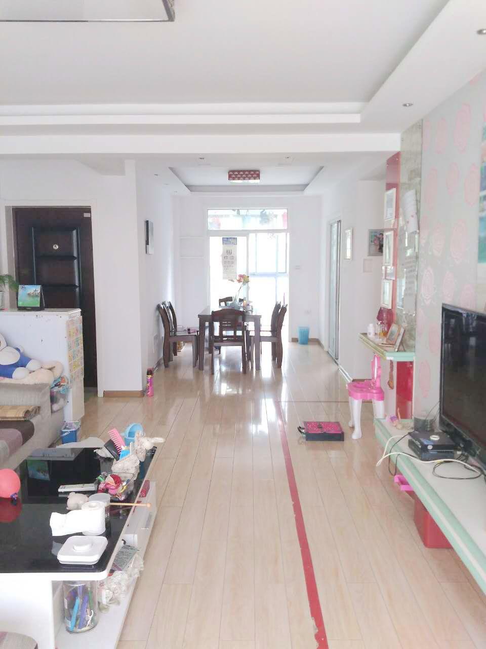 淮河新城一期 中装修多层2楼出售