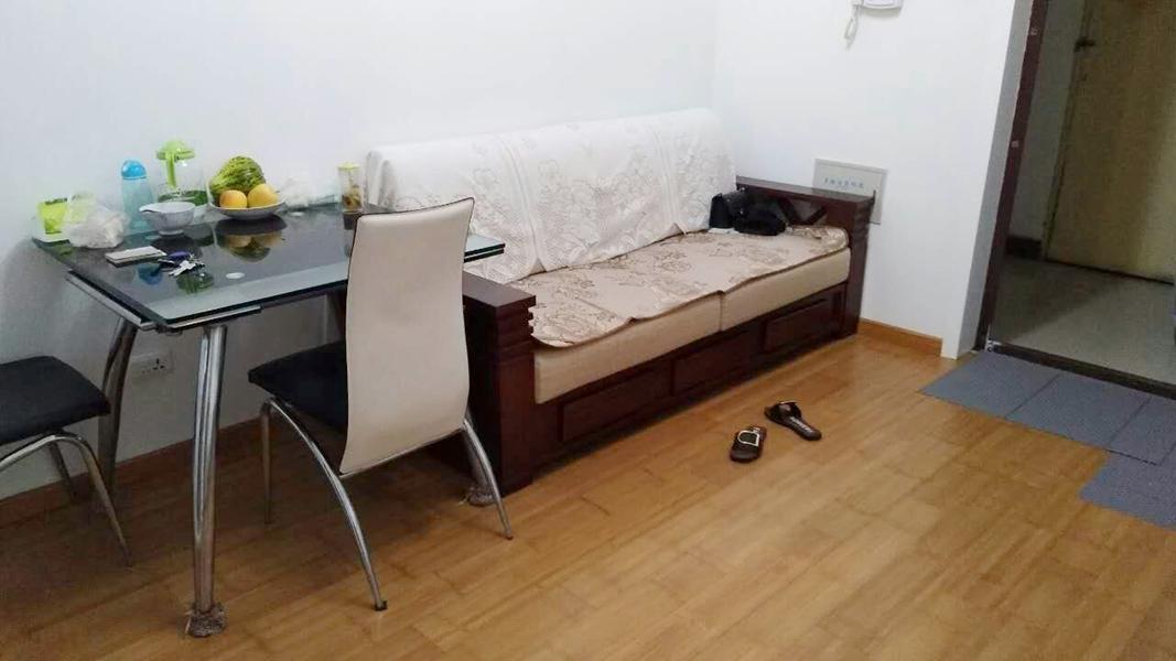 广场景苑2室1厅1厨1卫1阳台77.49平米