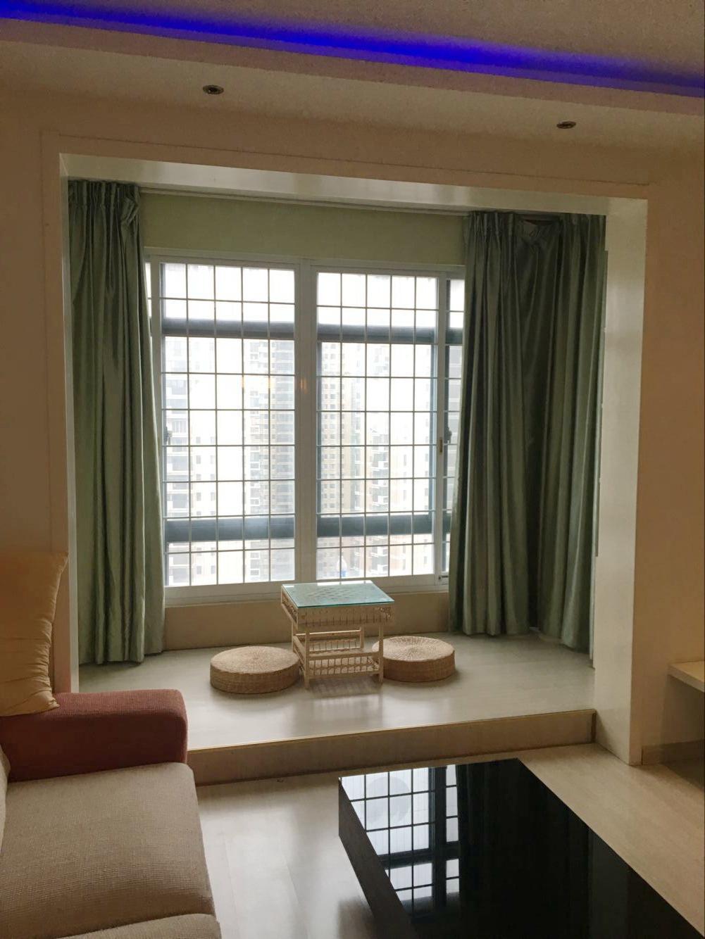 奥林花园 两室两厅101.61平方 精装修