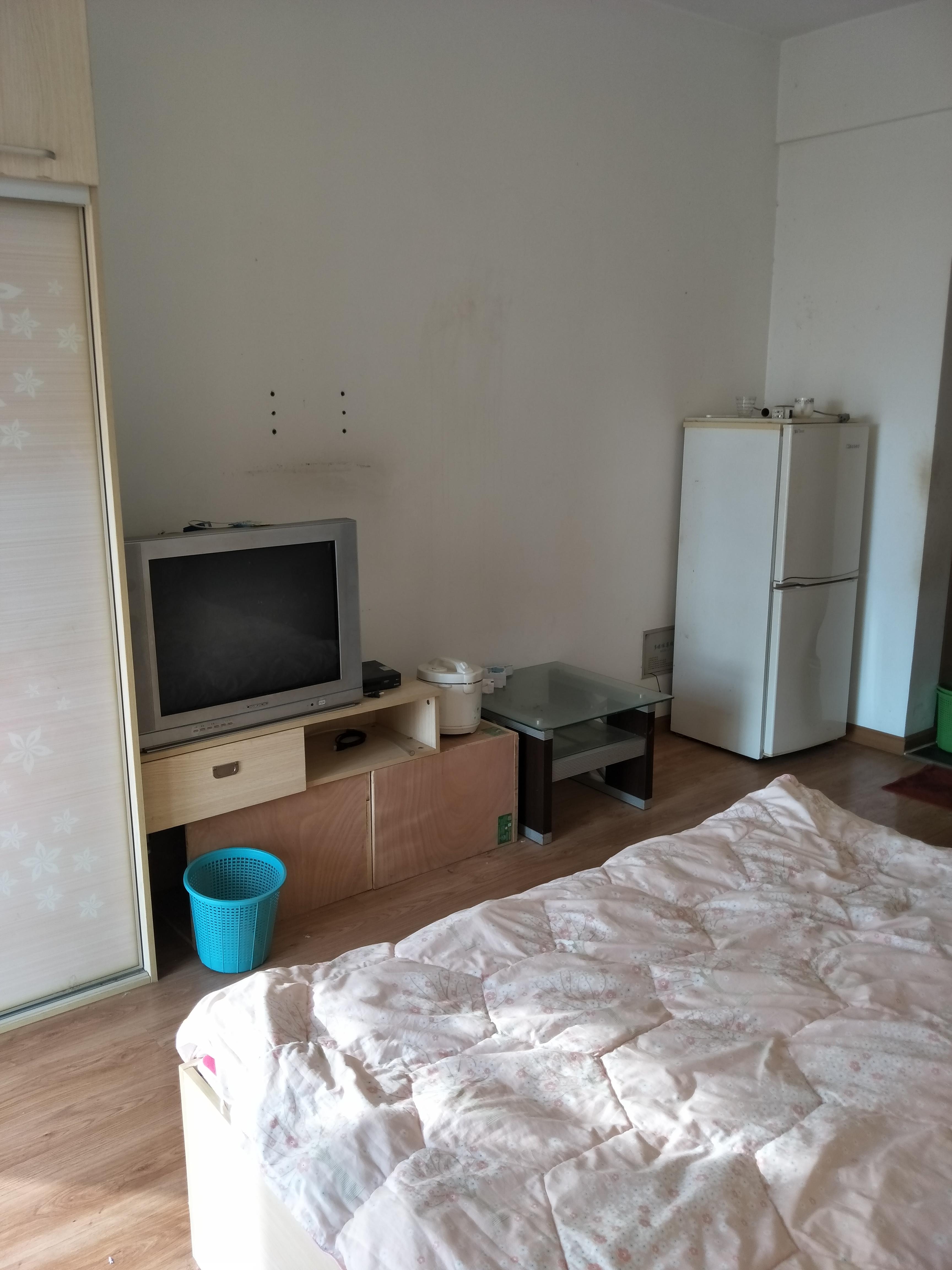 金地国际城A区42平米小公寓出租_4