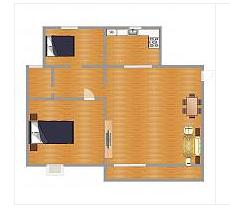 清水湾91.76平米2室精装修婚房家电齐全