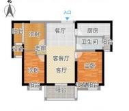 银鹭组团二 3房两厅 精装修 东西全送 洞二小学区 房东急售