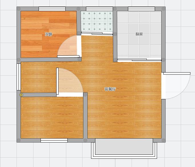 上品印象3室2厅精装修婚房没怎么住_12