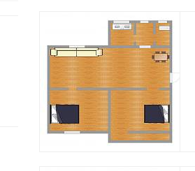 洞泉小区4层两室一厅69平米29万出售