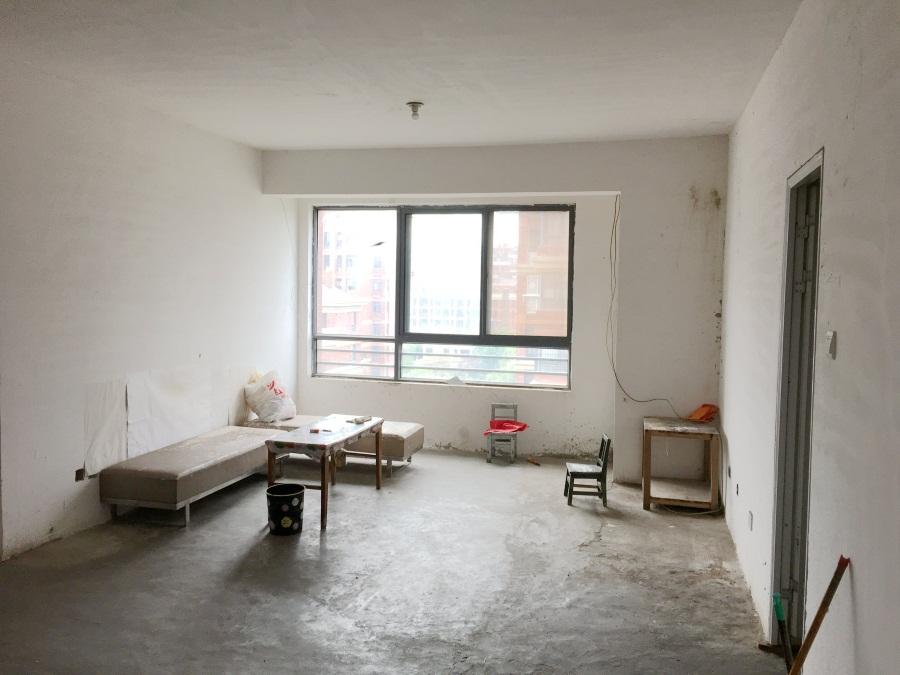 山南印象高层84.33平2室1厅毛坯学区房