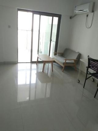 火車站海沃1室1廳精裝公寓房出租_2