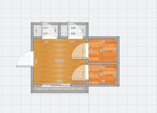 裕安小区67平米2室简装低价出售_8