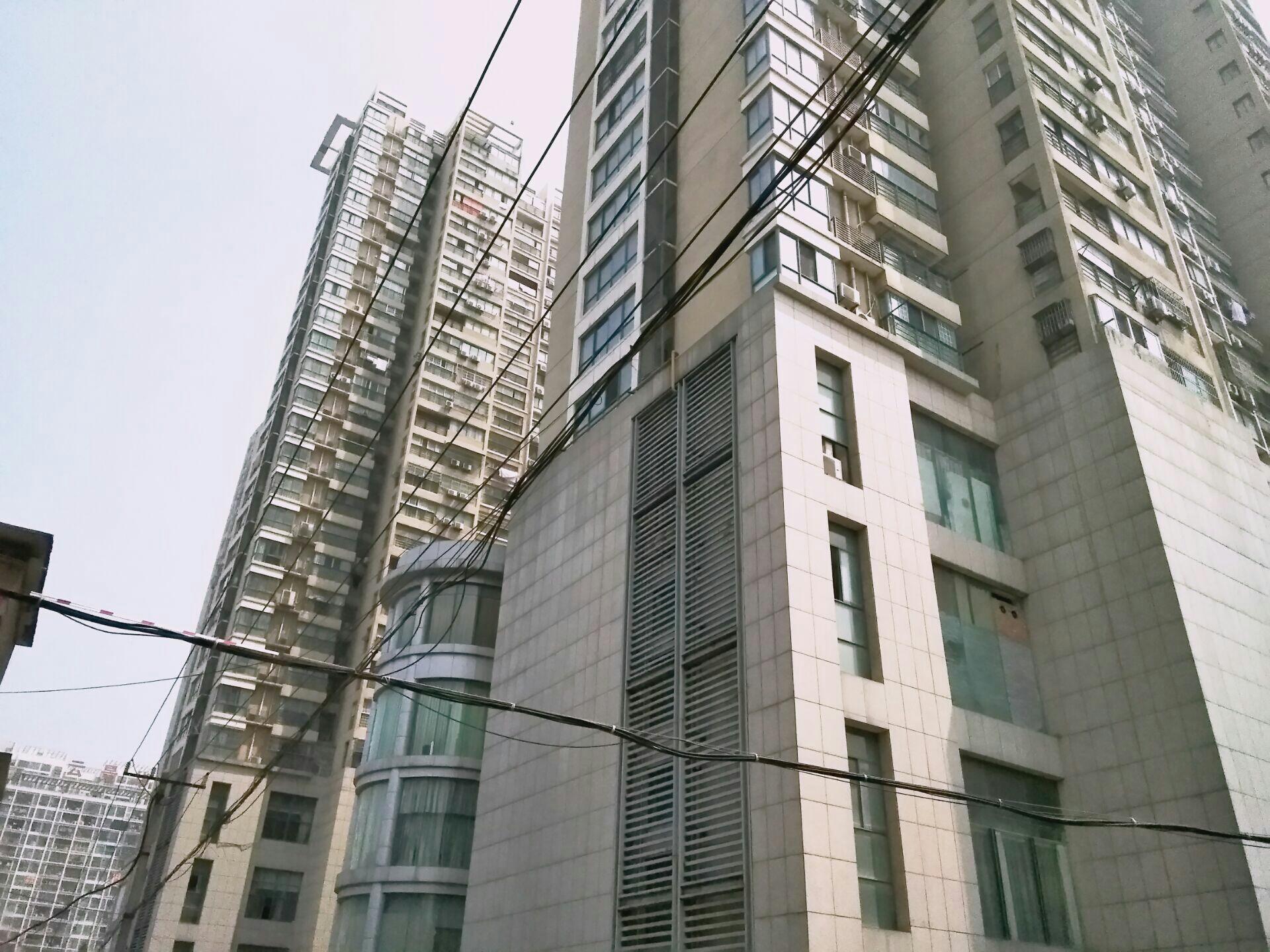 财富中心 107平米 简装2室 适合办公 家具齐全_7