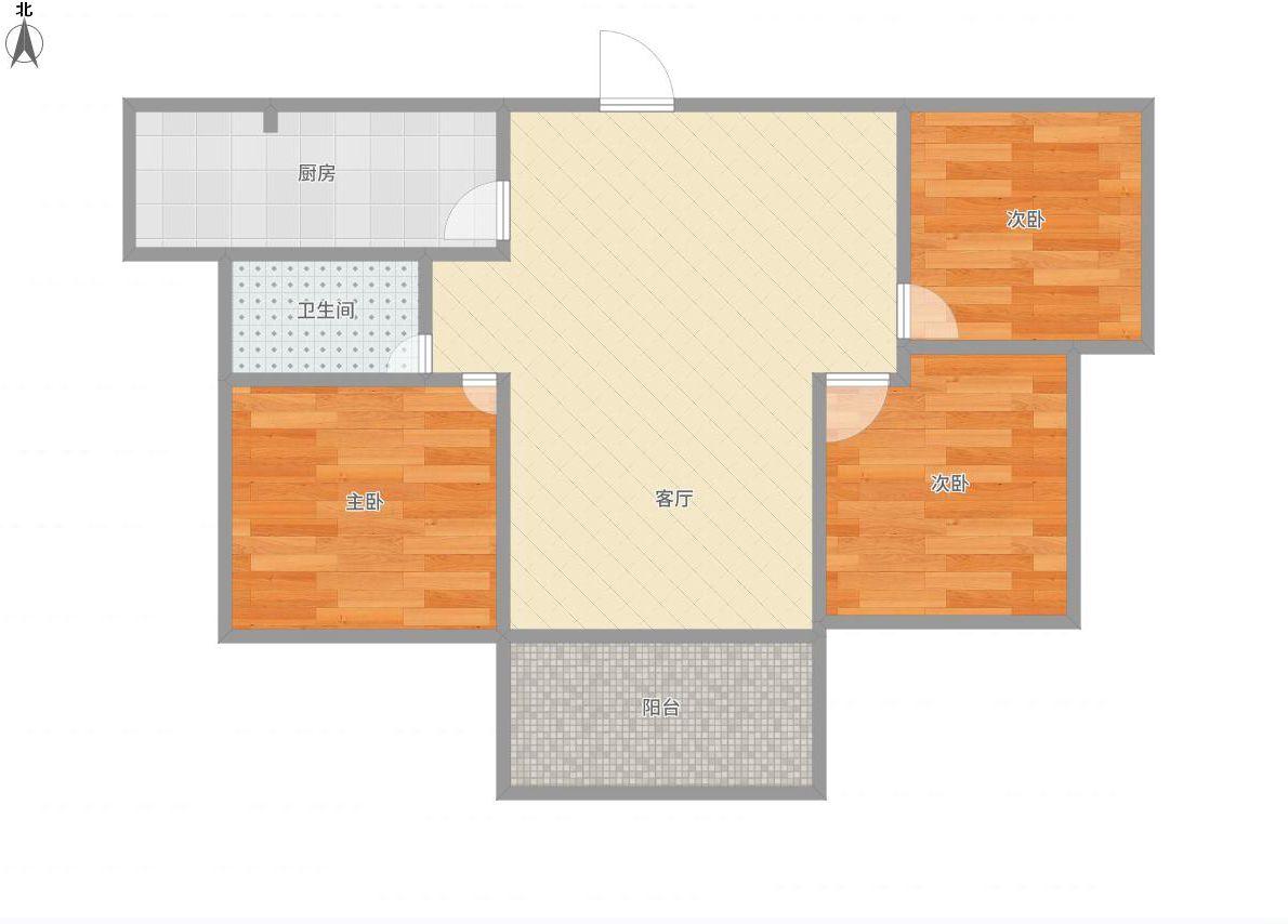 香颂一期三室两厅精装修家电齐全优质房源