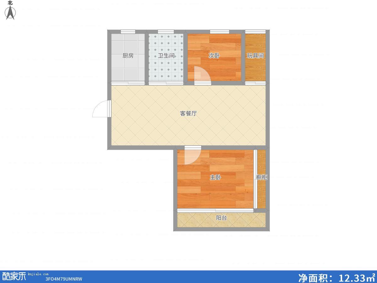 罗马广场精装2室2厅拎包即住家具家电齐全