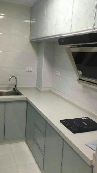 金地国际城二期公寓2房家电齐全精装_8