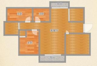 金域藍灣電梯洋房簡裝四室出售 淮師附小實驗中學雙優學區_13
