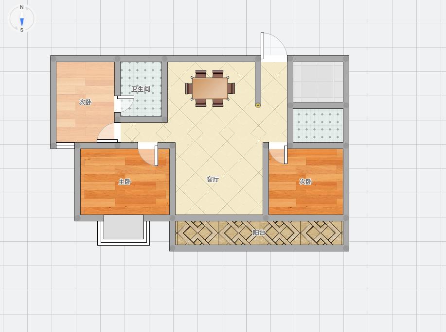 绿茵里  三室两厅精装修   好房出售