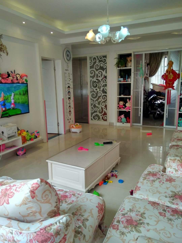 瀚城二期3室2厅92.16精装婚房出售