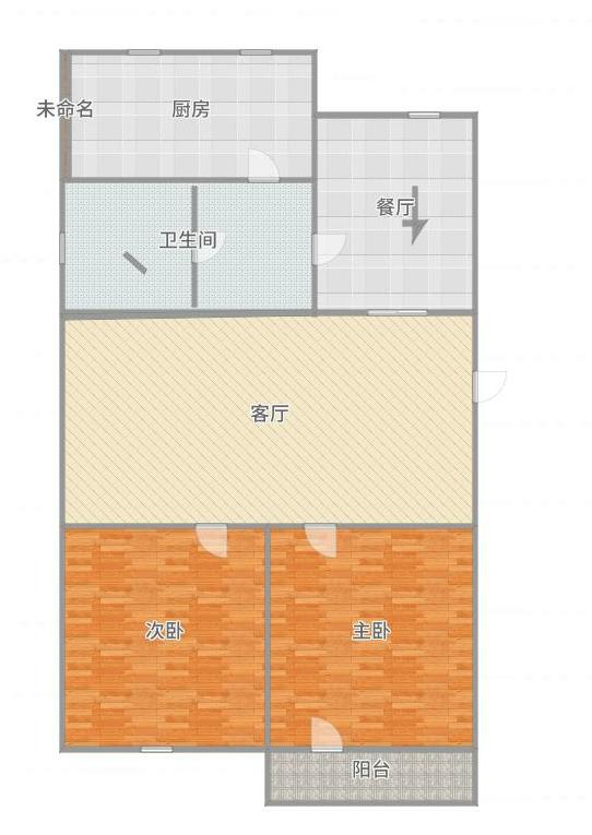 二中家属楼两室好房出售_14