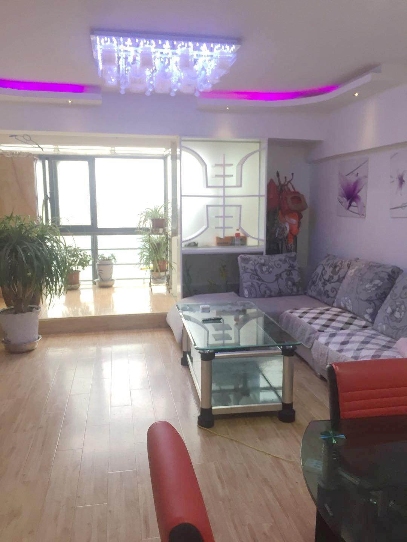 金地国际城复式公寓共100平  精装修  3室2厅双阳台  送家具家电  满五唯一_3