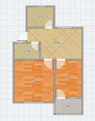 前锋一村两室一厅吉房出售