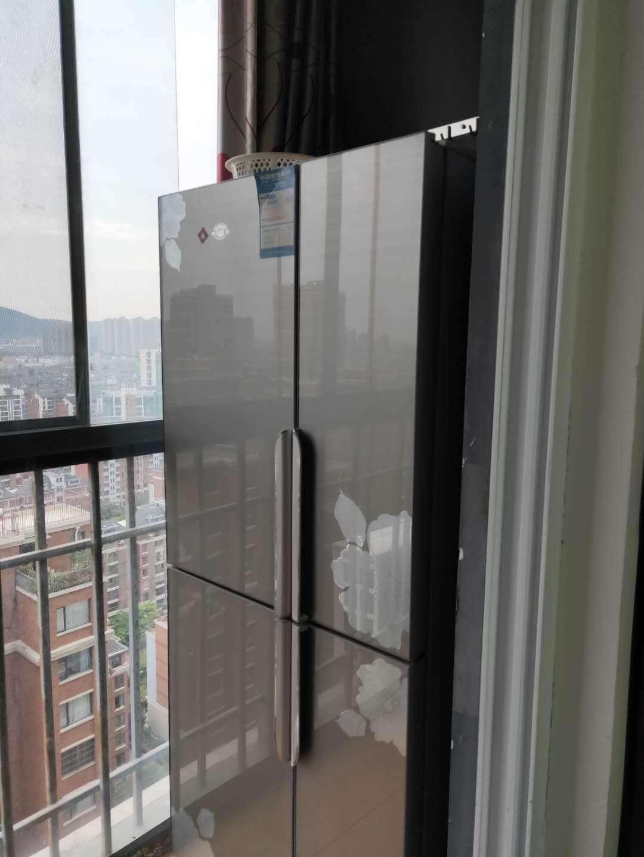 金地国际城A区精装1室1厅急售均价超低,双阳台房子保持的很好_12