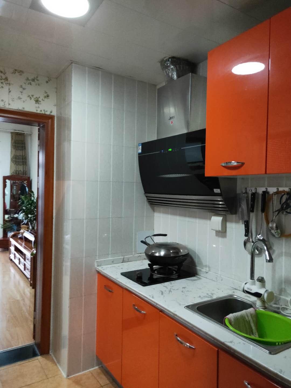 金地国际城A区精装1室1厅急售均价超低,双阳台房子保持的很好_8
