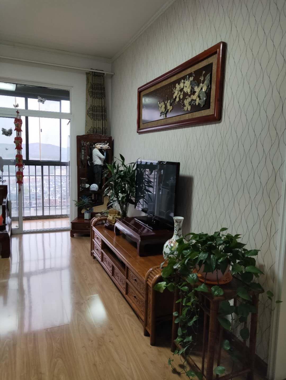 金地国际城A区精装1室1厅急售均价超低,双阳台房子保持的很好_1