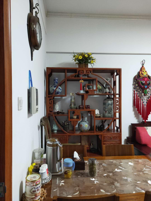 金地国际城A区精装1室1厅急售均价超低,双阳台房子保持的很好_2