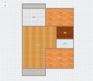 金豪阳光花园 99.8平方 五层 出售