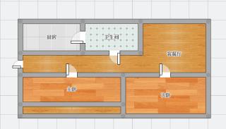 金丰易居精装两房,多层一楼,采光好,楼位佳_11