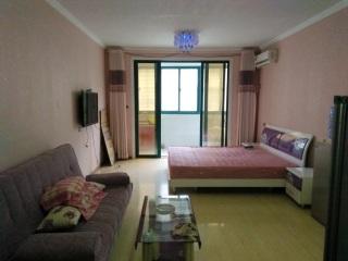 香榭華都東區1室1廳精裝出租 小區環境優美_5