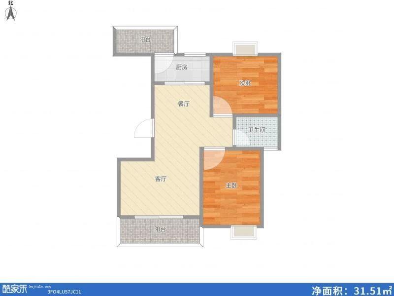 城南新区寿滨二期80平米2室2厅毛坯房临近三中