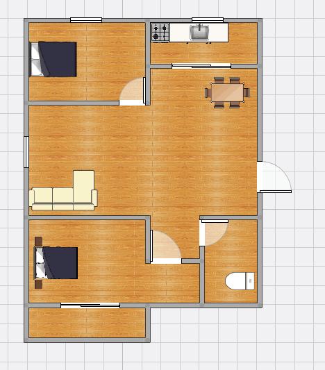 房子好,采光好,楼层好