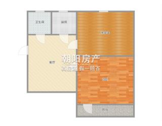 香港街商住楼2室1厅急售_8