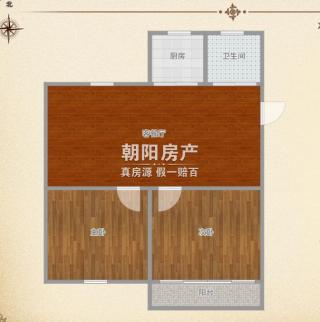 裕安小区70平两室,简装,诚心出售_9