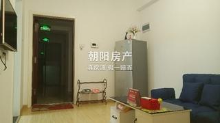 金地国际城二期公寓2房家电齐全精装_1