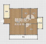 淮河新城三期位于广场北路东精装3室小高层