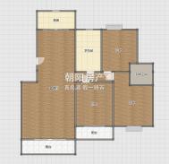 急售!壹代城,精装修好房,中央空调,家具家电全送。