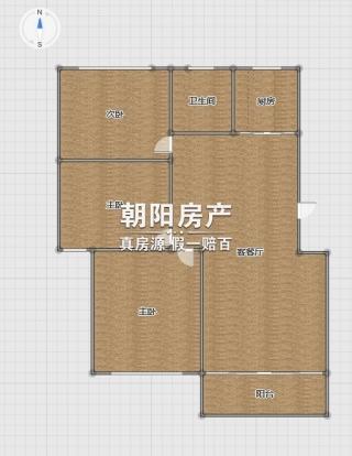 山水居3室2厅精装好房出售房东诚心出售_9