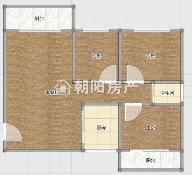 西湖天地3室2厅精装出售 拎包入住