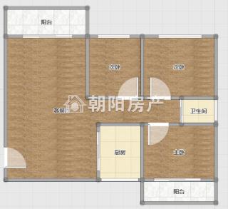 西湖天地3室2厅精装出售 拎包入住_11