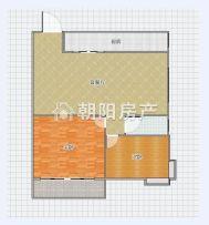 鑫诚花园 2室