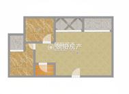 上东锦城中装2室76.3平方诚意急售