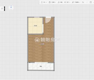 万茂中心毛坯公寓好房出售_13