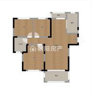 广弘城 精装 三室二厅一卫 急售