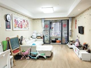 淮河新城四期 精装三室_4