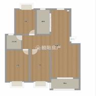 香格里拉精装三房带供暖108.98平米53万