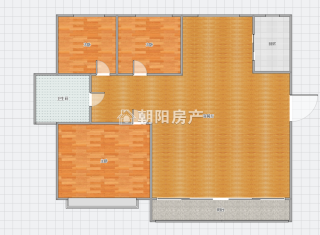 湖滨家园精装三室出售_18